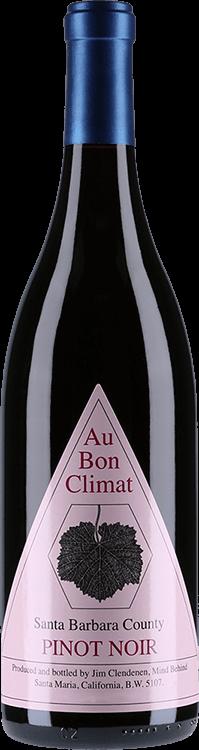 Au Bon Climat : Pinot Noir 2018