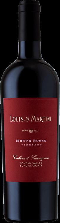 Louis M. Martini : Monte Rosso Vineyard Cabernet Sauvignon 2014