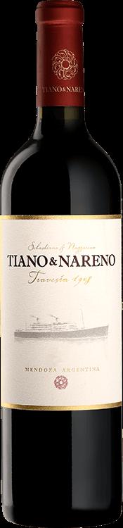 Tiano & Nareno : Travesia 1908 2015