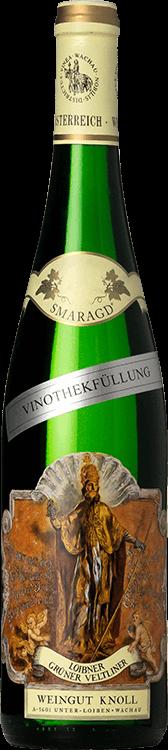 Weingut Emmerich Knoll : Grüner Veltliner Vinothekfüllung Smaragd 2019