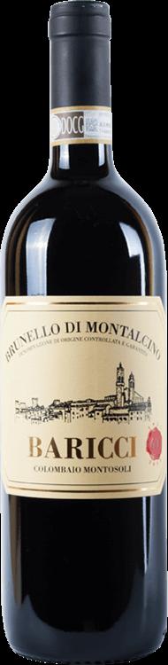 Baricci Colombaio Montosoli : Brunello di Montalcino 2012
