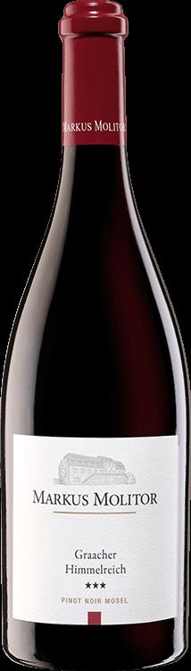 Markus Molitor : Pinot Noir Graacher Himmelreich*** 2015