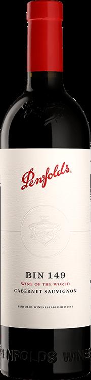 Penfolds : Bin 149 Cabernet Sauvignon Wine of the World 2018