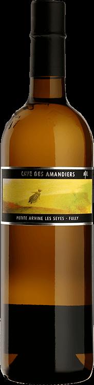 Cave des Amandiers : Petite Arvine Les Seyes 2019