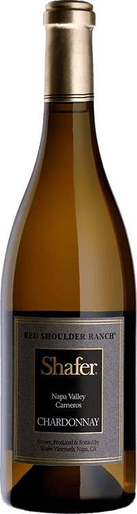 Shafer Vineyards : Red Shoulder Ranch Chardonnay 2017