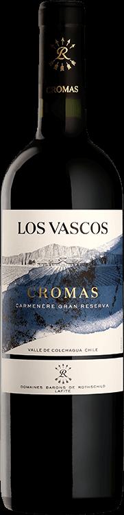 Los Vascos : Cromas Carmenere Gran Reserva 2019