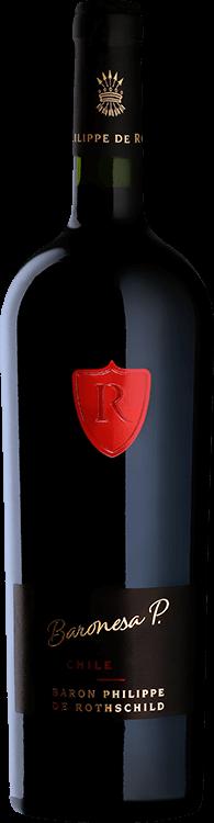 Escudo Rojo : Baronesa P. 2018