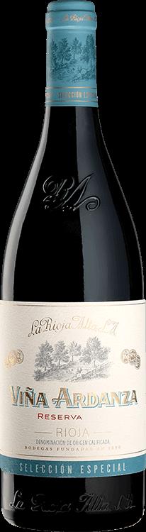 La Rioja Alta : Vina Ardanza Reserva Especial 2012