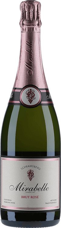 Schramsberg Vineyards : Mirabelle Brut Rose