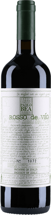 Paolo Bea : Rosso de Veo 2015