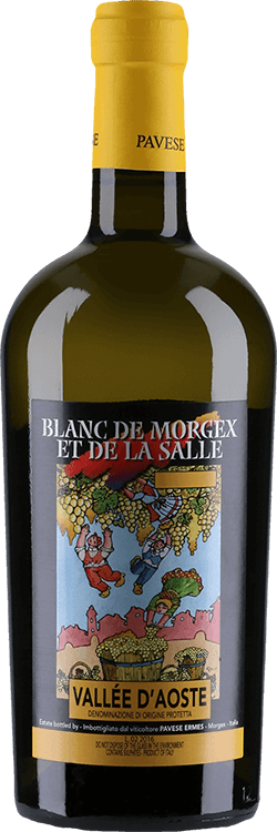 Pavese Ermes : Blanc de Morgex et de la Salle 2019