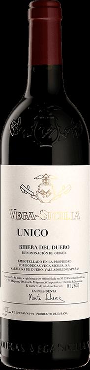 Vega Sicilia : Unico 2008