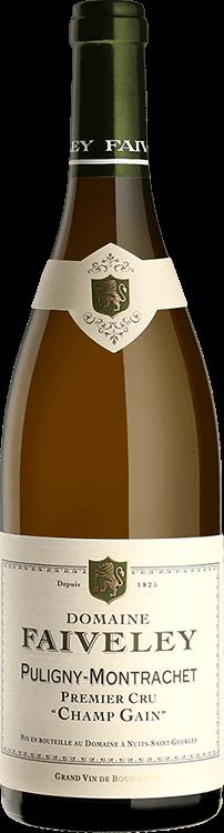 "Domaine Faiveley : Puligny-Montrachet 1er cru ""Champ Gain"" 2018"