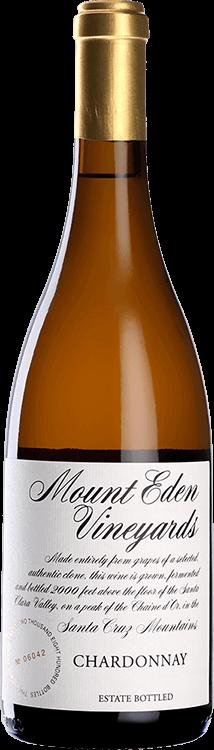 Mount Eden Vineyards : Chardonnay 2015