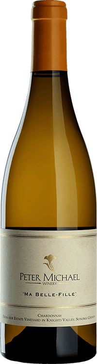 Peter Michael Winery : Ma Belle-Fille Chardonnay 2018
