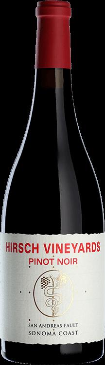 Hirsch Vineyards : San Andreas Fault Estate Pinot Noir 2016