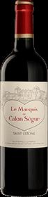 Le Marquis de Calon Ségur 2019