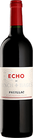 Echo de Lynch-Bages 2018