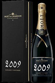 Moët & Chandon : Grand Vintage 2009