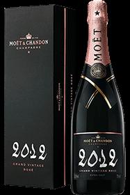 Moët & Chandon : Grand Vintage Rosé 2012