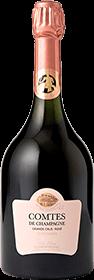 Taittinger : Comtes de Champagne Rosé 2008