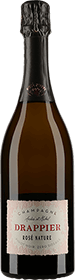 Drappier : Brut Nature Rose