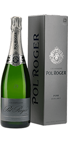 Pol Roger : Pure Extra Brut