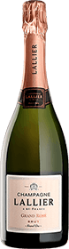 Lallier : Grand Rosé Brut Grand cru