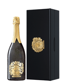 Pommery : Cuvée Louise Collection Millésimes d'Or 1989