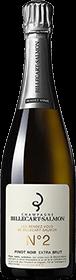 Billecart-Salmon : Les Rendez-Vous de Billecart-Salmon N°2 Pinot Noir Extra Brut