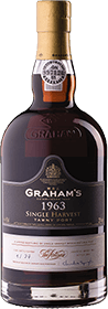Graham's : Single Harvest Tawny Port 1963
