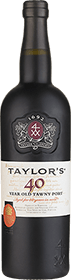 Taylor's : 40 Year Old Tawny