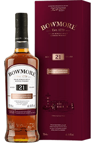 """21 Years Old French Oak Edition Limitée """"Bowmore x Château Lagrange"""""""