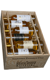 Probierkiste Sauternes 1ers crus 2002