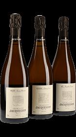 """""""Caisse Découverte Jacquesson """"""""Lieux-Dits"""""""" 2009"""""""