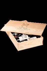 Château Clerc Milon 2012-2010-2009 Tasting Case