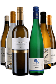 Find Your Style: White Wines