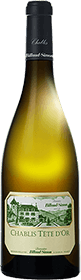 "Billaud-Simon : Chablis Village ""Tête d'Or"" 2018"