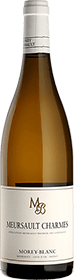 """Morey-Blanc : Meursault 1er cru """"Charmes"""" 2013"""