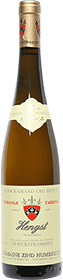 "Domaine Zind-Humbrecht : Gewurztraminer Grand cru ""Hengst"" Vendanges tardives 2006"
