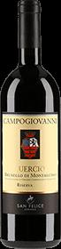 San Felice : Campogiovanni Il Quercione Riserva 2009