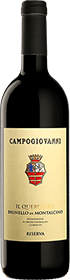 San Felice : Campogiovanni Il Quercione Riserva 2011