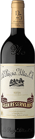 La Rioja Alta : Gran Reserva 890 2005