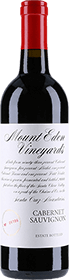 Mount Eden Vineyards : Estate Cabernet Sauvignon 2015