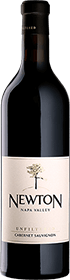 Newton Vineyard : Unfiltered Cabernet Sauvignon 2016