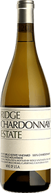 Ridge Vineyards : Chardonnay Estate 2018