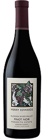 Merry Edwards : Meredith Estate Pinot Noir 2017