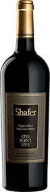 Shafer Vineyards : One Point Five Cabernet Sauvignon 2017