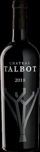 Chateau Talbot 2018