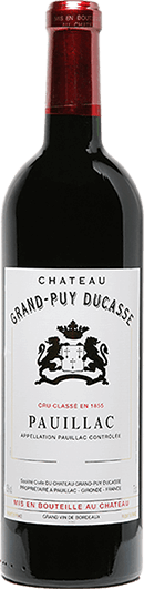 Chateau Grand-Puy Ducasse 1999